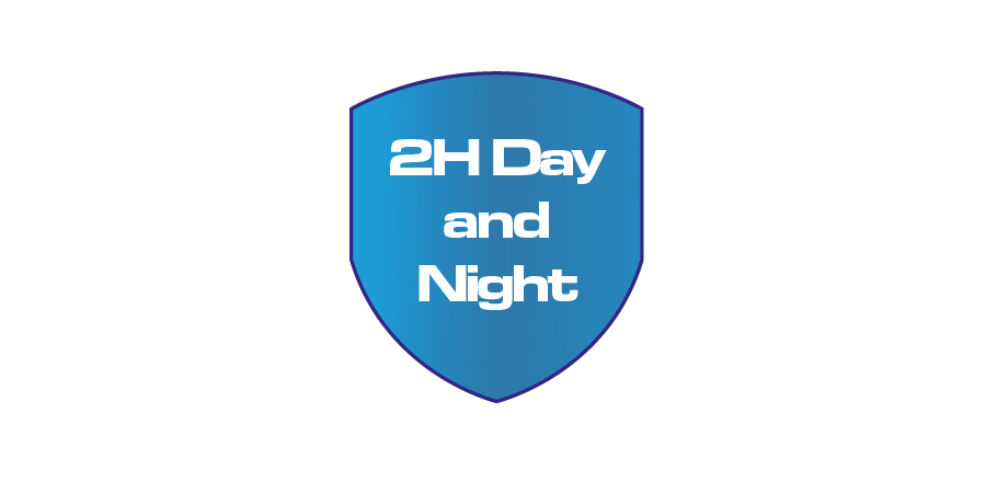 Les 2H Day and Night