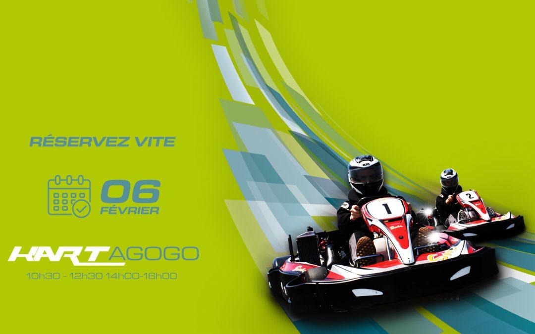 6 février 2021 – KARTAGOGO Karting de Nevers Magny-Cours !